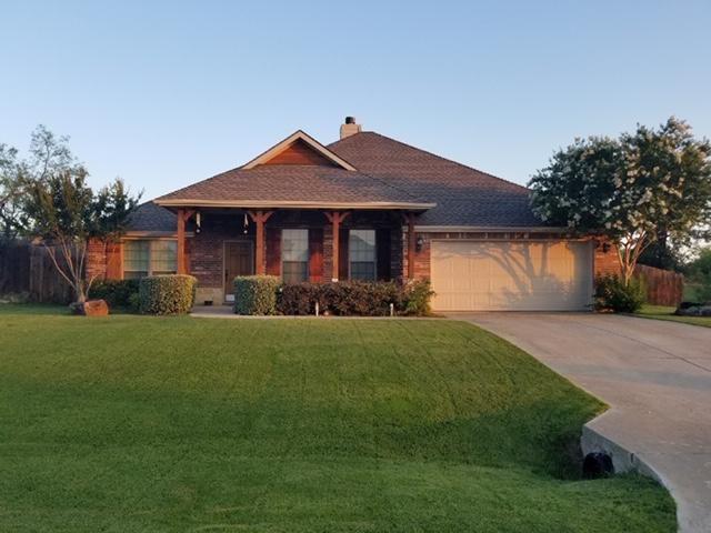 106 Cactus Canyon Drive, Runaway Bay, TX 76426 (MLS #14056280) :: RE/MAX Town & Country