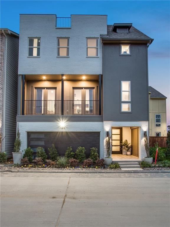 2656 El Camino Lane, Dallas, TX 75212 (MLS #14056923) :: RE/MAX Town & Country