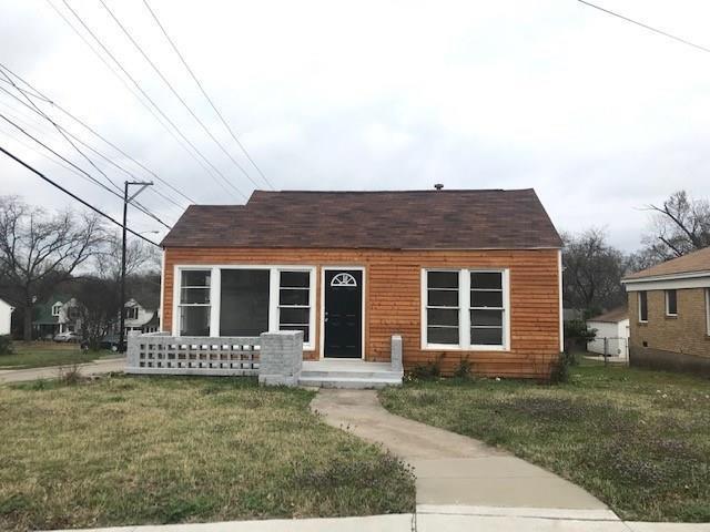 1023 Elmdale Place, Dallas, TX 75224 (MLS #14057245) :: Lynn Wilson with Keller Williams DFW/Southlake