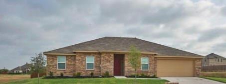 105 Whirlaway Street, Waxahachie, TX 75165 (MLS #14057461) :: North Texas Team | RE/MAX Lifestyle Property