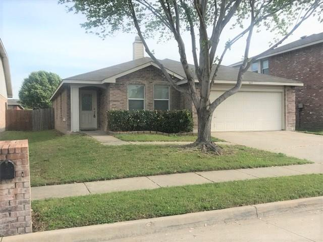 1617 Rialto Way, Fort Worth, TX 76247 (MLS #14057800) :: RE/MAX Town & Country