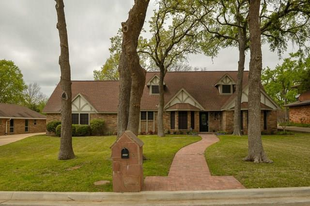 1329 Clover Hill Road, Mansfield, TX 76063 (MLS #14058993) :: The Tierny Jordan Network