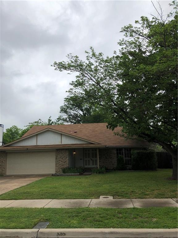 817 Salem Trail, Lewisville, TX 75067 (MLS #14059200) :: Frankie Arthur Real Estate