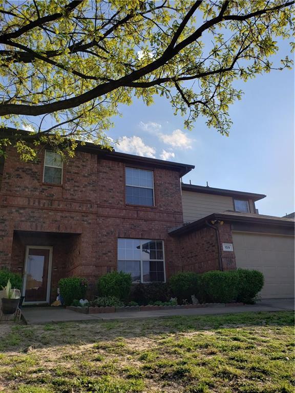 109 Angelina, Crandall, TX 75114 (MLS #14061090) :: Tenesha Lusk Realty Group