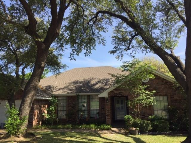 5303 Ridge Springs Court, Arlington, TX 76017 (MLS #14061588) :: RE/MAX Town & Country