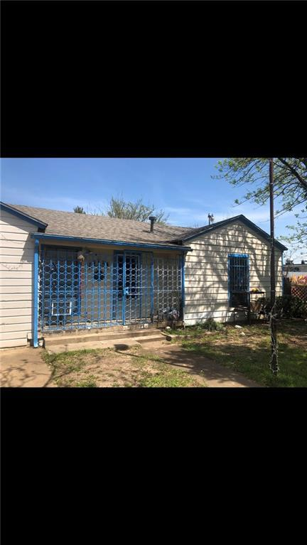 2704 34th Street, Fort Worth, TX 76106 (MLS #14063212) :: Baldree Home Team