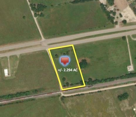 TBD NW 2nd Street, Kerens, TX 75144 (MLS #14064883) :: Roberts Real Estate Group