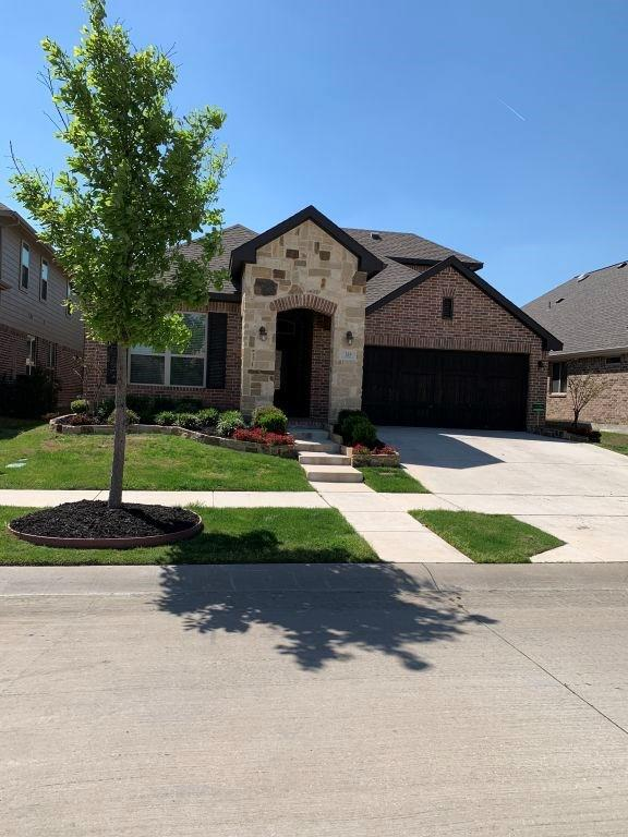 205 Sunrise Drive, Argyle, TX 76226 (MLS #14065038) :: RE/MAX Town & Country