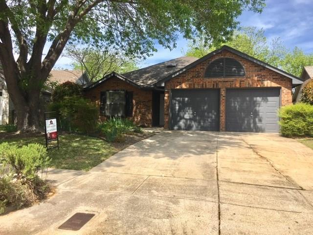 1354 Gainsborough Way, Fort Worth, TX 76134 (MLS #14066372) :: RE/MAX Town & Country