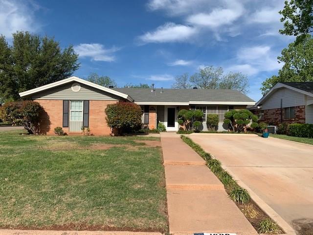 1802 Glendale Drive, Abilene, TX 79603 (MLS #14066534) :: RE/MAX Town & Country