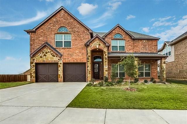 3205 Key Largo Lane, Denton, TX 76208 (MLS #14066558) :: Real Estate By Design