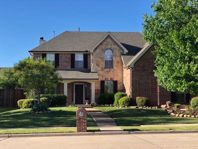 814 Mustang Ridge Drive, Murphy, TX 75094 (MLS #14066999) :: Hargrove Realty Group