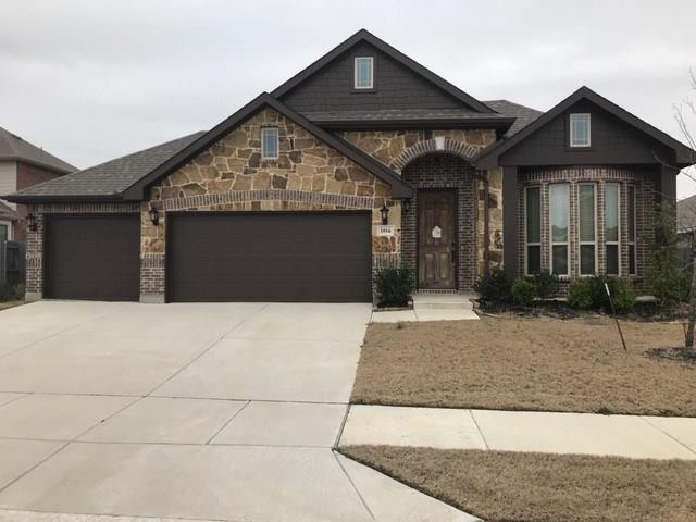 1016 Goldenrod Lane, Little Elm, TX 75068 (MLS #14067206) :: The Paula Jones Team | RE/MAX of Abilene