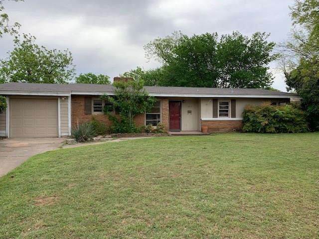 425 Oxford Street, Abilene, TX 79605 (MLS #14068145) :: The Tonya Harbin Team