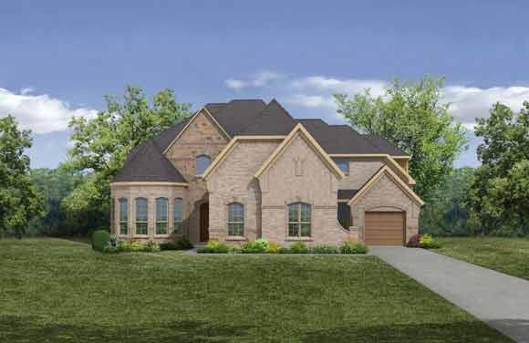 3510 Newport Drive, Prosper, TX 75078 (MLS #14071525) :: Van Poole Properties Group