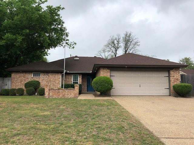 1010 Hyde Park Boulevard, Cleburne, TX 76033 (MLS #14072492) :: The Hornburg Real Estate Group