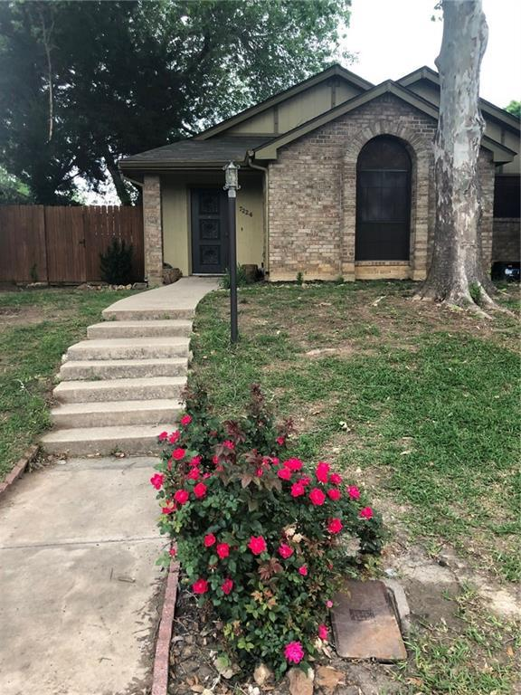 7224 Blackthorn Drive, Fort Worth, TX 76137 (MLS #14073590) :: The Hornburg Real Estate Group