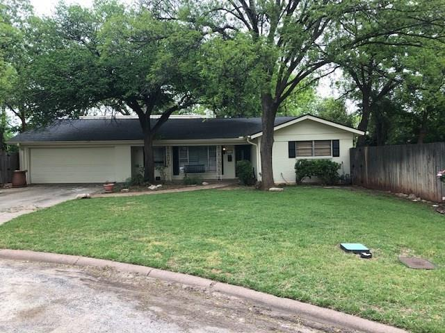 25 Cambridge Court, Abilene, TX 79603 (MLS #14073909) :: RE/MAX Town & Country