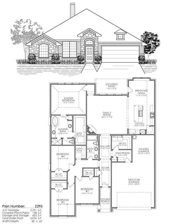 6808 Fire Dance Drive, Benbrook, TX 76126 (MLS #14074857) :: Potts Realty Group