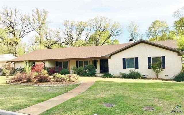 105 Bluebird, Mount Pleasant, TX 75455 (MLS #14074983) :: RE/MAX Landmark