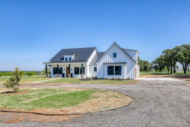 1000 Rambling Oaks Lane, Weatherford, TX 76088 (MLS #14075725) :: The Hornburg Real Estate Group