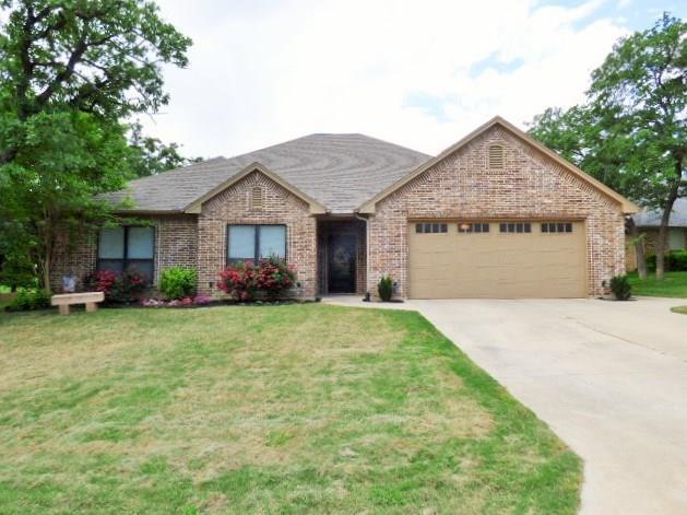 515 Runaway Bay Drive, Runaway Bay, TX 76426 (MLS #14077448) :: Real Estate By Design