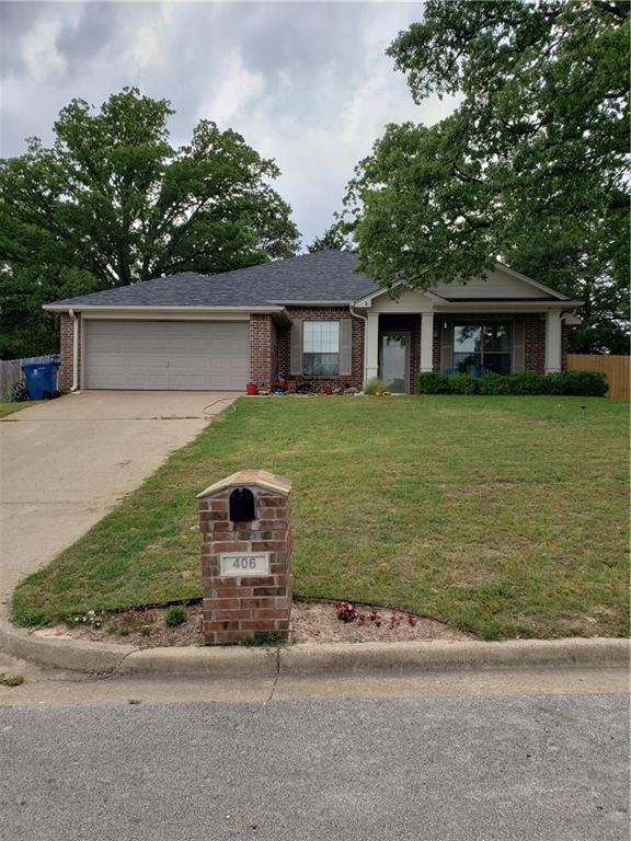 406 Molly Lane, Lindale, TX 75771 (MLS #14078678) :: The Mitchell Group