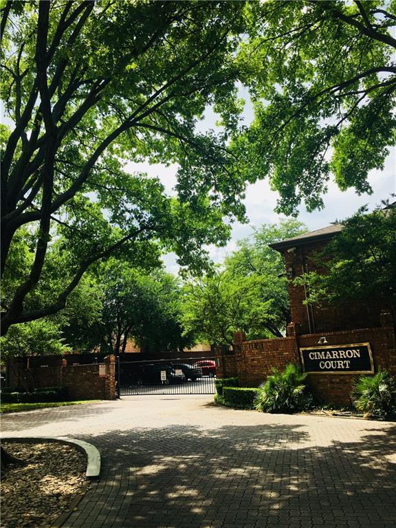 18333 Roehampton Drive #1034, Dallas, TX 75252 (MLS #14079046) :: Van Poole Properties Group