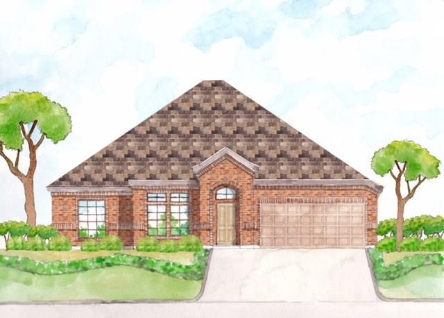 242 Marina Drive, Azle, TX 76020 (MLS #14079950) :: The Hornburg Real Estate Group