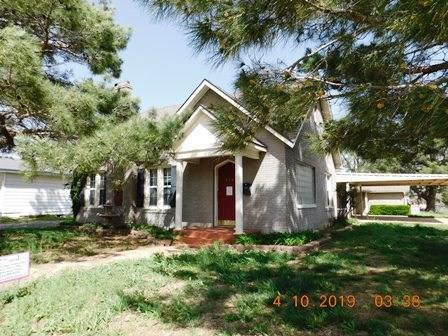 414 S Main Street, Shamrock, TX 79079 (MLS #14080888) :: RE/MAX Town & Country