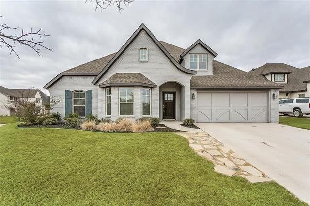 103 Blue Stem Lane, Aledo, TX 76008 (MLS #14080918) :: Baldree Home Team