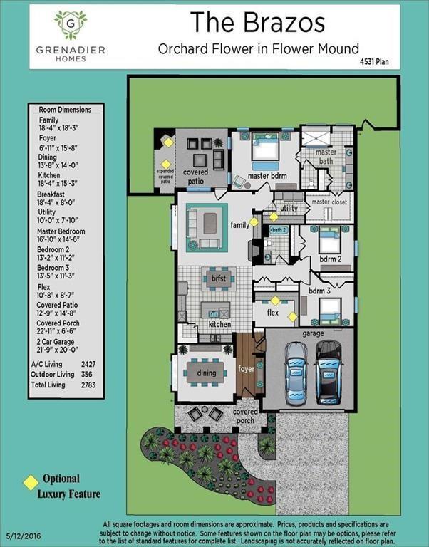 114 Liatris Drive, Flower Mound, TX 75028 (MLS #14082417) :: Real Estate By Design