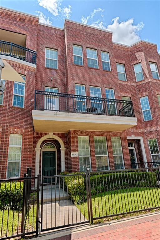 15743 Spectrum Drive #88, Addison, TX 75001 (MLS #14083453) :: The Rhodes Team