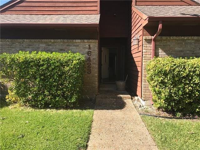 16423 Lauder Lane, Dallas, TX 75248 (MLS #14084632) :: The Hornburg Real Estate Group