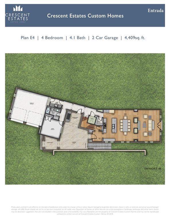 8 Comillas, Westlake, TX 76262 (MLS #14086549) :: Performance Team