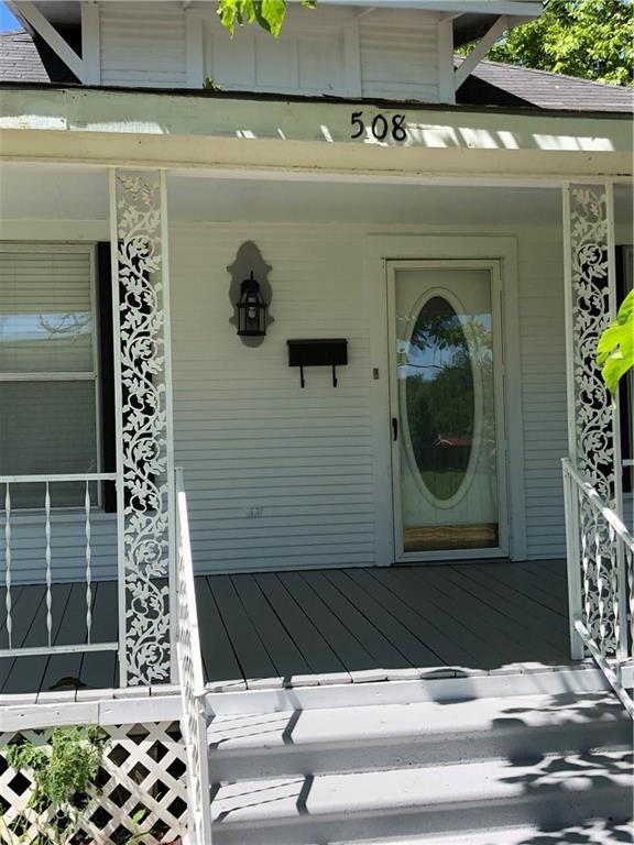 508 Mill Street, Ladonia, TX 75449 (MLS #14088774) :: Van Poole Properties Group