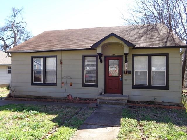 1126 W Chestnut Street, Denison, TX 75020 (MLS #14090127) :: The Hornburg Real Estate Group