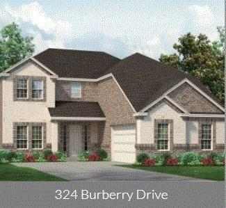 324 Burberry Drive, Grand Prairie, TX 75052 (MLS #14090225) :: The Tierny Jordan Network