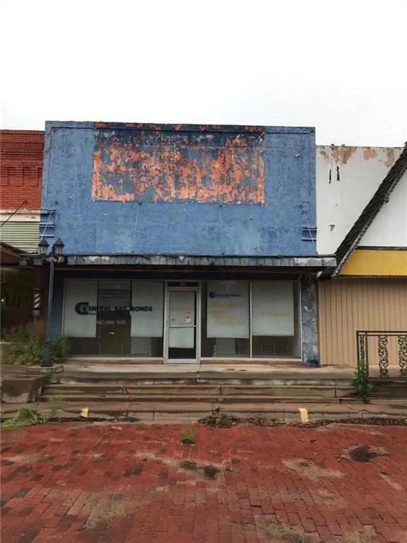 115 E Mclain Street, Seymour, TX 76380 (MLS #14091807) :: RE/MAX Town & Country