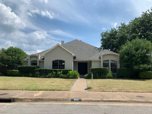 16127 Amberwood Road, Dallas, TX 75248 (MLS #14095035) :: The Mitchell Group