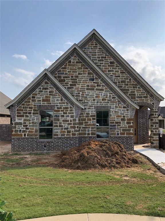 3503 Fountain Way, Granbury, TX 76049 (MLS #14095383) :: McKissack Realty Group