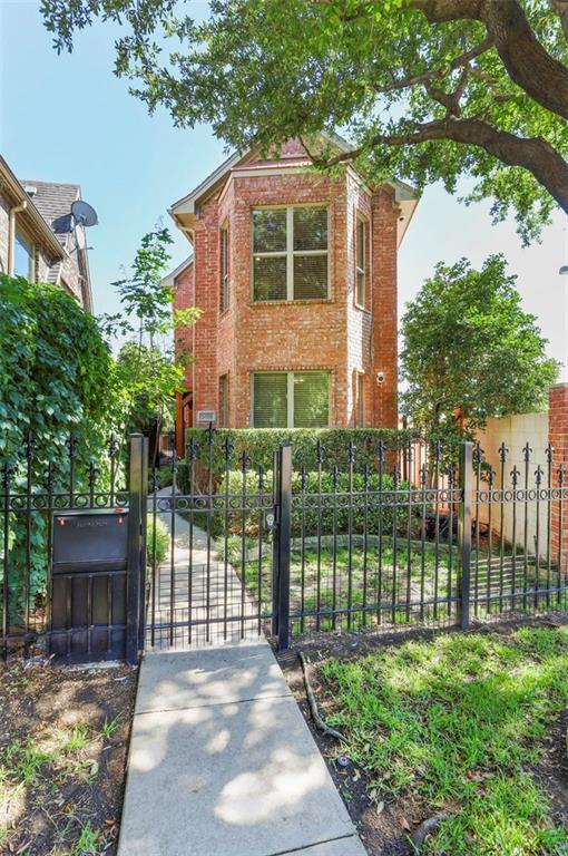 5106 Vanderbilt Avenue, Dallas, TX 75206 (MLS #14096522) :: Kimberly Davis & Associates