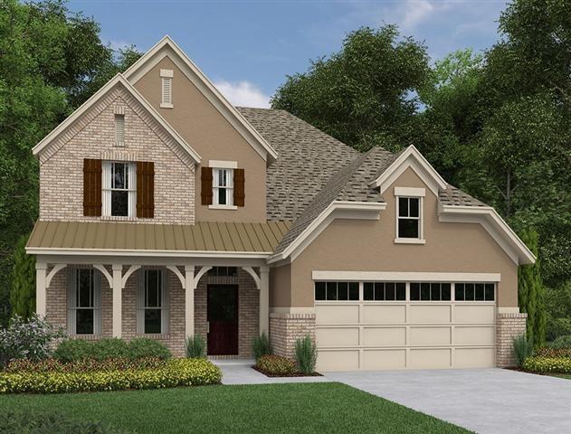 3111 Kennington Drive, Prosper, TX 75078 (MLS #14097170) :: Hargrove Realty Group