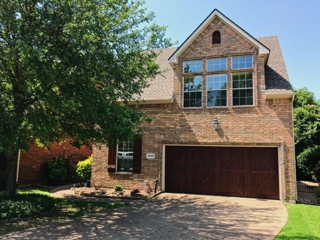 2324 Stone Creek Drive, Mckinney, TX 75072 (MLS #14097928) :: The Tierny Jordan Network