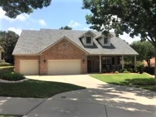 2917 Kimball Court, Grapevine, TX 76051 (MLS #14098166) :: Team Tiller