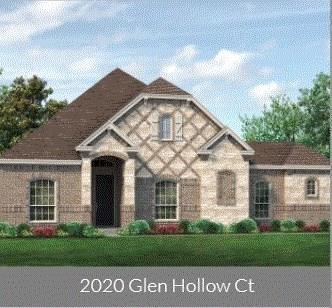 2020 Glen Hollow Court, Joshua, TX 76058 (MLS #14098352) :: RE/MAX Town & Country