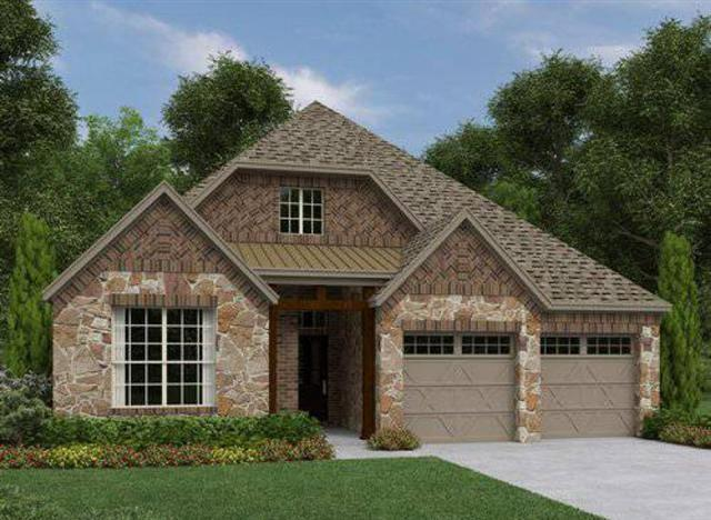 820 Grove Vale Drive, Prosper, TX 75078 (MLS #14099033) :: The Mitchell Group