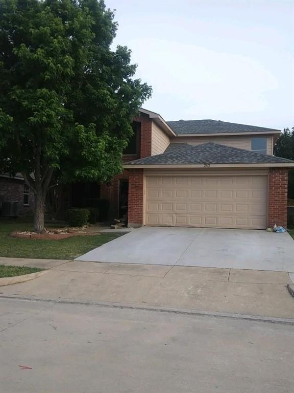 2312 Live Oak Drive, Little Elm, TX 75068 (MLS #14099097) :: Team Tiller