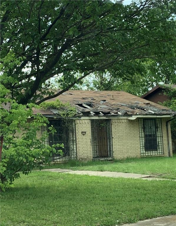 256 Ezekial Avenue, Dallas, TX 75217 (MLS #14099254) :: Robbins Real Estate Group