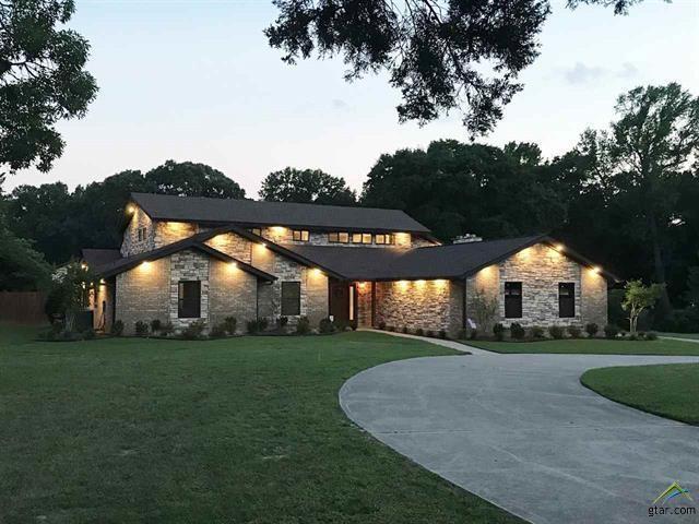 4802 Quail Creek, Mount Pleasant, TX 75455 (MLS #14100488) :: RE/MAX Town & Country